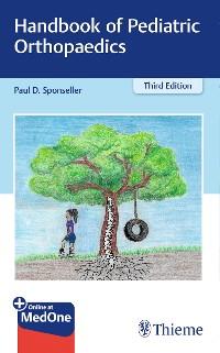 Cover Handbook of Pediatric Orthopaedics