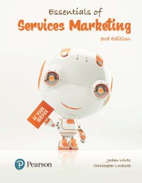 Cover Essentials of Services Marketing, Global Edition