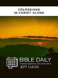 Cover Colossians