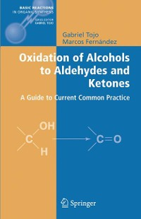 Cover Oxidation of Alcohols to Aldehydes and Ketones