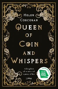 Cover Queen of Coin and Whispers