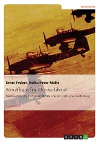 Cover Sturzflüge für Deutschland
