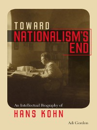 Cover Toward Nationalism's End