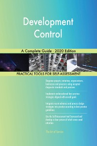 Cover Development Control A Complete Guide - 2020 Edition