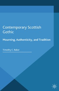 Cover Contemporary Scottish Gothic