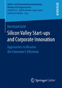 Cover Silicon Valley Start‐ups and Corporate Innovation
