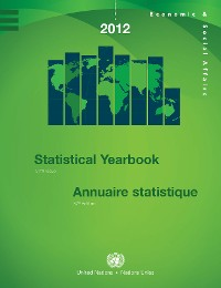 Cover Statistical Yearbook 2012, Fifty-seventh Issue