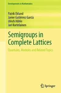 Cover Semigroups in Complete Lattices