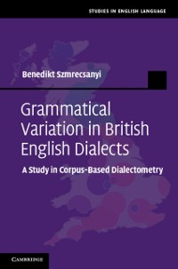 Cover Grammatical Variation in British English Dialects