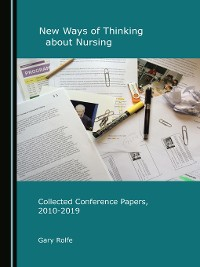 Cover New Ways of Thinking about Nursing