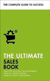 Cover Ultimate Sales Book