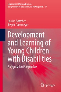 Cover Development and Learning of Young Children with Disabilities