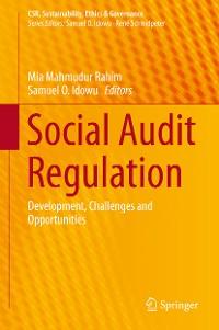 Cover Social Audit Regulation