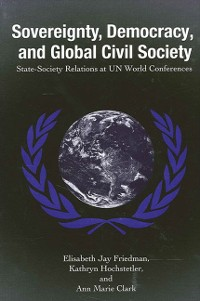 Cover Sovereignty, Democracy, and Global Civil Society