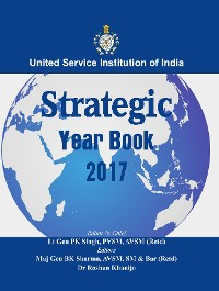 Cover Strategic Yearbook 2017