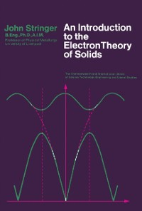 Cover Introduction to the Electron Theory of Solids