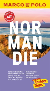 Cover MARCO POLO Reiseführer Normandie