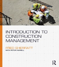 Cover Introduction to Construction Management