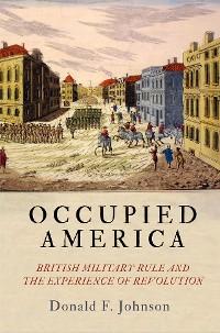 Cover Occupied America