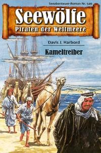 Cover Seewölfe - Piraten der Weltmeere 549