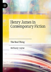 Cover Henry James in Contemporary Fiction