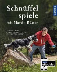 Cover KOSMOS eBooklet: Schnüffelspiele - Spiele für jedes Mensch-Hund-Team