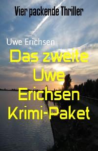 Cover Das zweite Uwe Erichsen Krimi-Paket