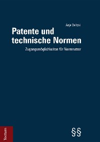 Cover Patente und technische Normen
