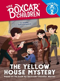 Cover The Yellow House Mystery