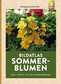 Cover Bildatlas Sommerblumen