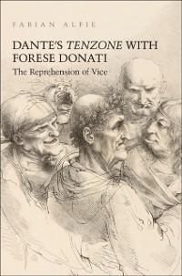 Cover Dante's Tenzone with Forese Donati