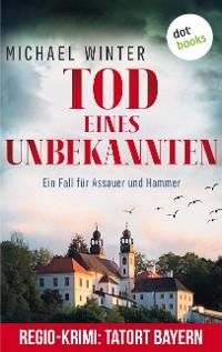 Cover Tod eines Unbekannten: Ein Fall für Assauer und Hammer - Band 3