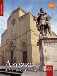 Cover Arezzo. Art, History, Culture