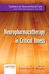 Cover Neuropharmacotherapy in Critical Illness