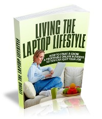 Cover Living The Laptop Lifestyle