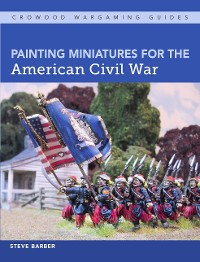 Cover Painting Miniatures for the American Civil War