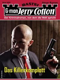 Cover Jerry Cotton 3322 - Krimi-Serie
