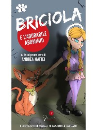 Cover Briciola e l'adorabile abominio