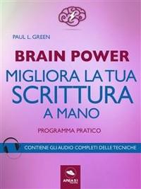 Cover Brain Power. Migliora la tua scrittura a mano