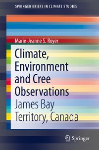 Cover Climate, Environment and Cree Observations