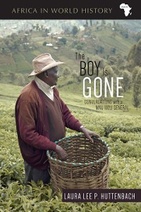 Cover The Boy Is Gone