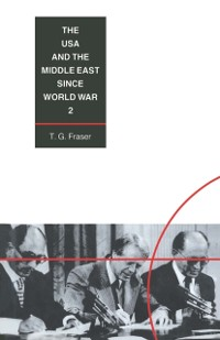 Cover USA and the Middle East Since World War 2
