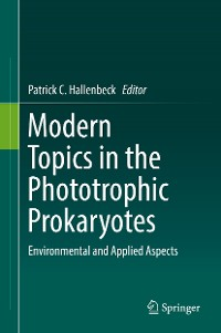 Cover Modern Topics in the Phototrophic Prokaryotes