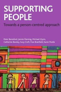 Cover Supporting people