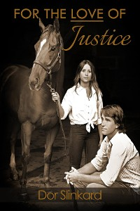Cover For the Love of Justice
