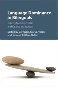 Cover Language Dominance in Bilinguals