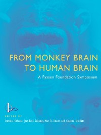 Cover From Monkey Brain to Human Brain