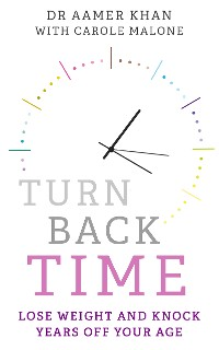 Cover Turn Back Time - lose weight and knock years off your age