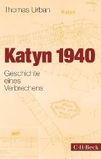 Cover Katyn 1940