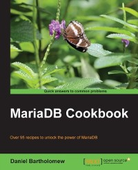 Cover MariaDB Cookbook